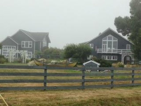 The Dungeness Barn House Bed and Breakfast : The Dungeness Barnhouse Bed & Breakfast