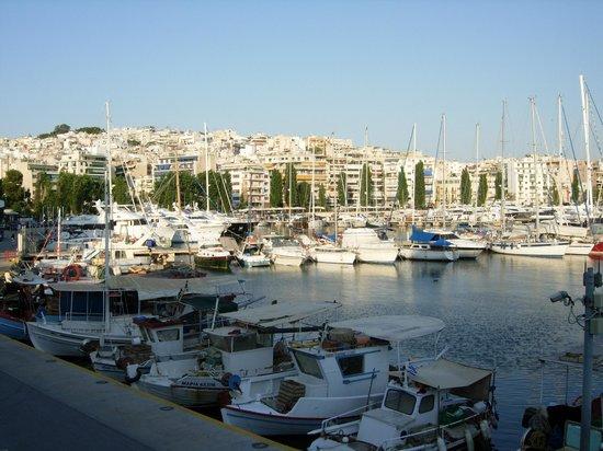 Phidias Hotel: il porto turistico del Pireo