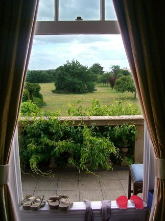 Anstey Hall: Our grand view