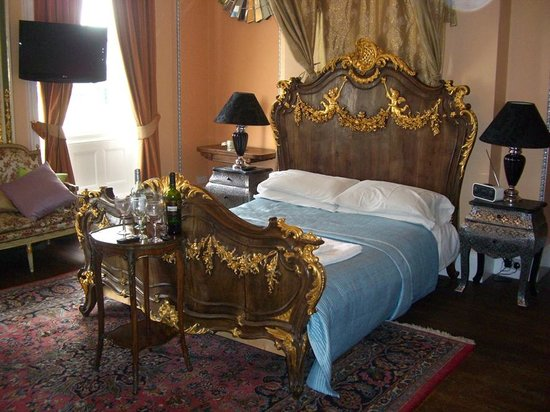 Anstey Hall: Our Grand Bed