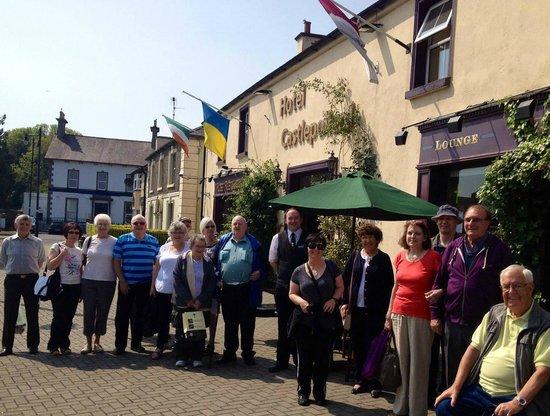 Hotel Castlepollard : Serving the Midland region in the heart of north westmeath
