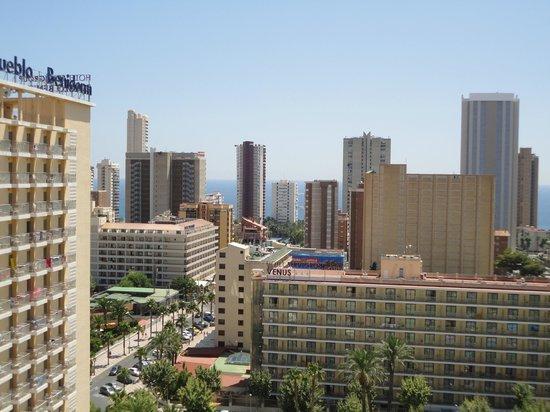 Apartamentos Primavera Loix: Vistas desde la terraza