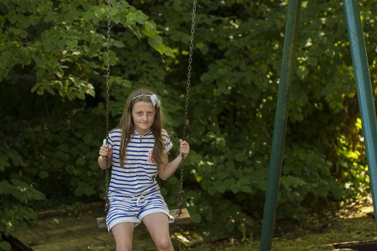 Brown Trout Golf & Country Inn: Daughter, Play area