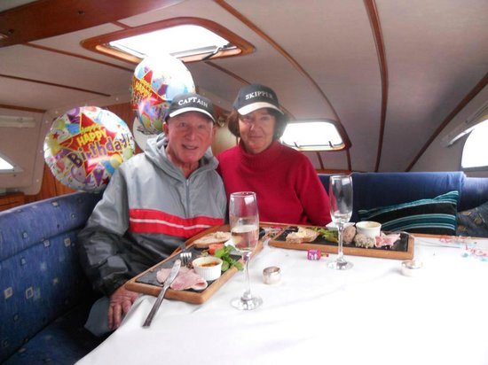 Cafe Cruises: Birthday party time