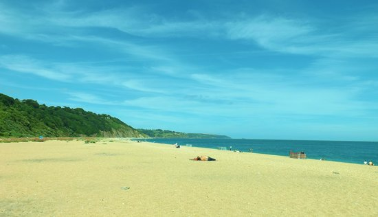 Slapton, UK: The Sands