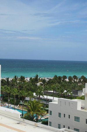 The Raleigh Miami Beach: Our awesome view