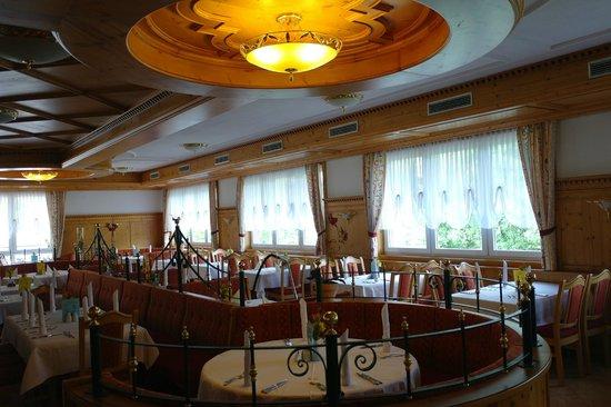 Hotel Toni: Dining Room