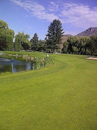 Kamloops Golf and Country Club: Hole #3