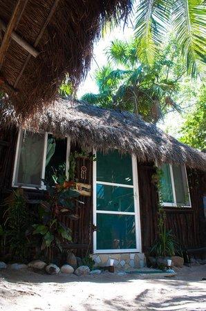 My Tulum Cabanas: Entrada a tu cabaña