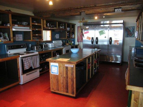 Auberge Festive Sea Shack: Cuisine commune