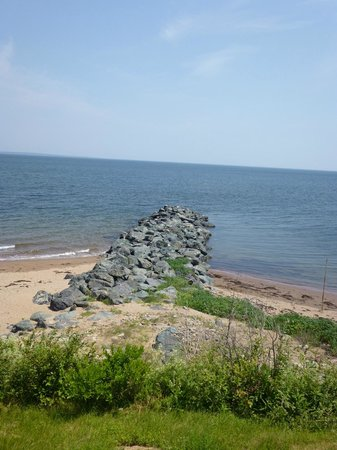 Pictou Lodge Beachfront Resort : Northumberland Strait