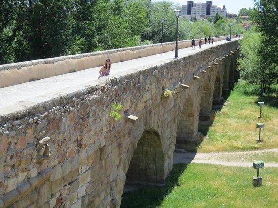 Puente Romano y yo!