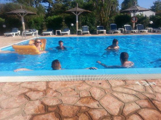 Sunrise Apartments : pool