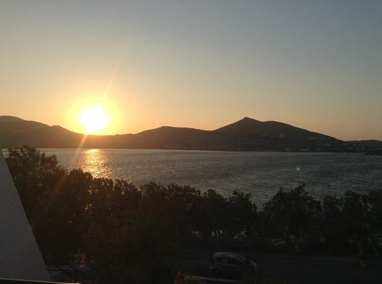 Hotel Hippocampus : Η δύση του ηλίου