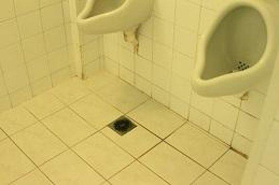 Kalogria Beach Hotel: Public WC
