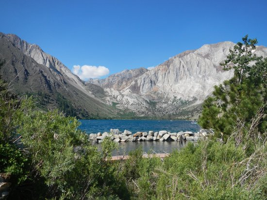 Convict Lake July 2013