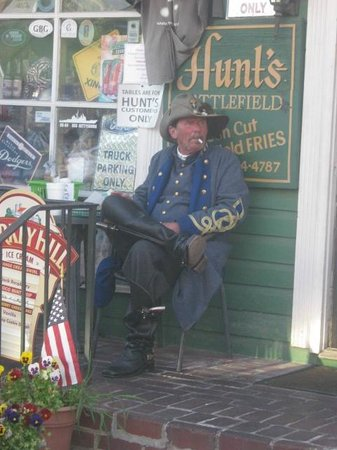 Annual Gettysburg Reenactment: Full Uniform