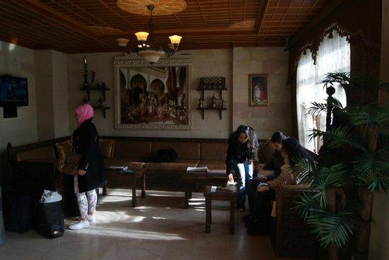 Saruhan Hotel: Lobby