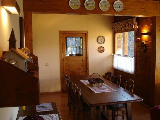 La Pastorella : Dinning room