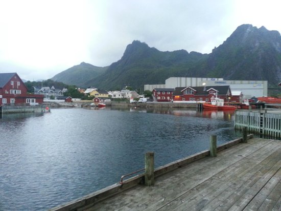 Anker Brygge: harbour view