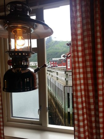 Anker Brygge: view from kitchen window