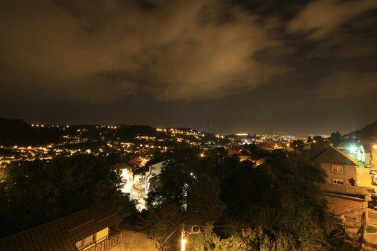 Casa Cristina: Brasov de nuit