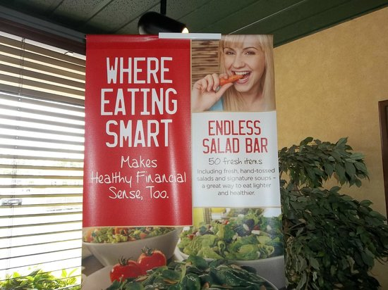 Sizzler: Healthy choices found here!