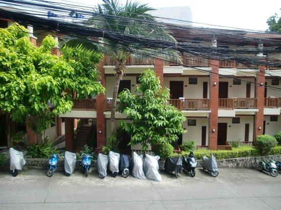 Sun Hill Hotel: View