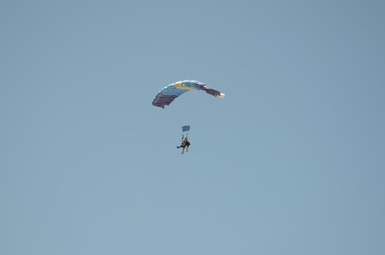 Out of the Blue Skydiving