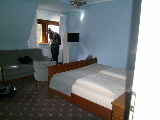 Hotel Reichsküchenmeister : Double Room