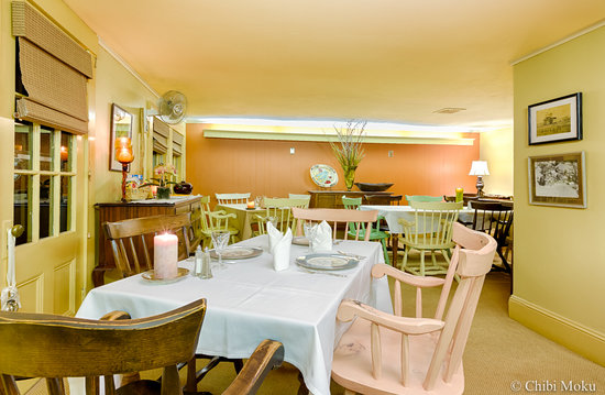 Follansbee Inn: Dining Room