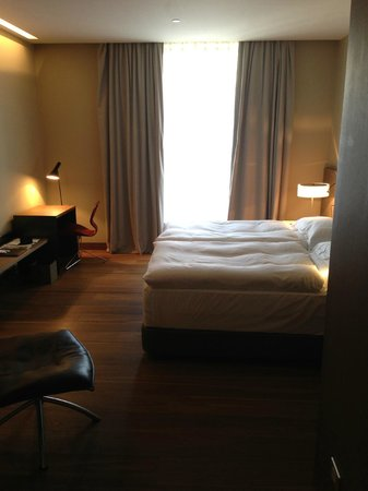 Alma Barcelona: very comfy bed
