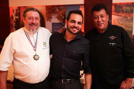 Vecchio Sogno: Chef Emannuel e Chef Ivo Faria