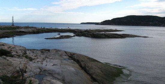 Sentier de la Pointe-de-l'Islet Trail : Pointe de l'Islet
