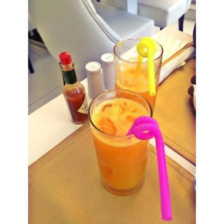 Jus D Orange Picture Of Bianco Ice Marrakech Tripadvisor