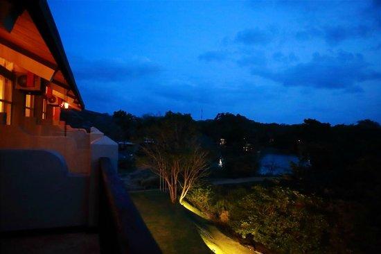 Sorowwa Resort & Spa: A view from Balconey