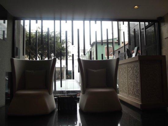 Arawi Lima Miraflores Hotel: Lobby del hotel
