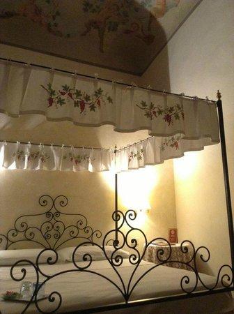 Burchianti: chambre