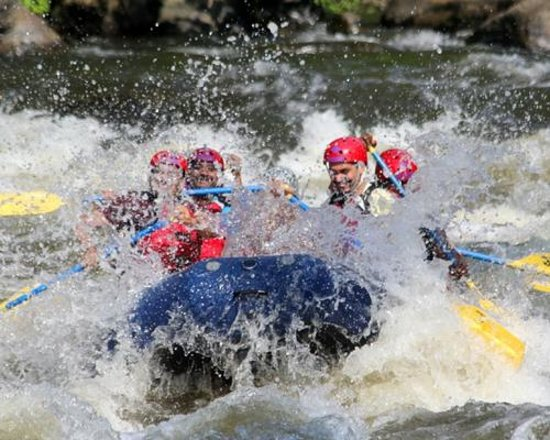 Big Creek Expeditions: Upper Section Whitewater Adventure