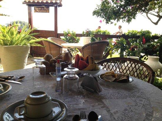 Pousada Solar da Praia: Desayuno