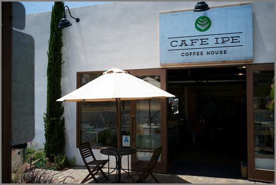 Entry of Cafe IPE