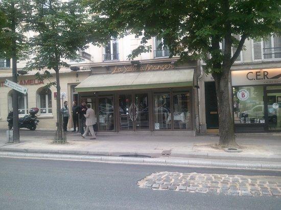 La salle a manger paris 24 boulevard pasteur restaurant avis num ro de t l phone photos - La salle a manger paris ...