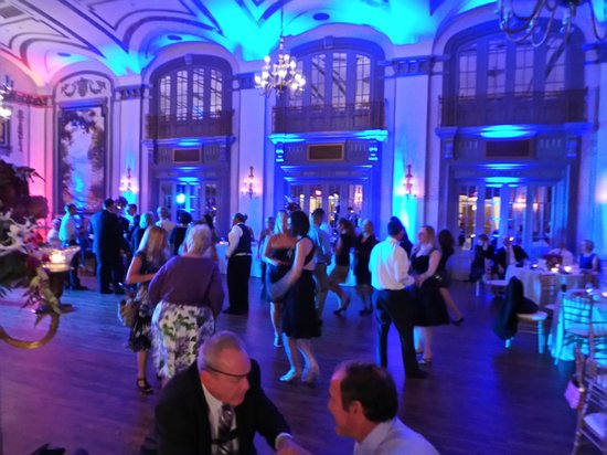 DoubleTree by Hilton The Tudor Arms Hotel: The Crystal Ballroom