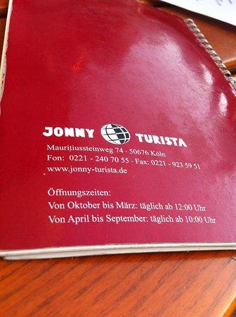 Jonny Turista