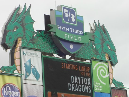 ‪Dayton Dragons Baseball‬