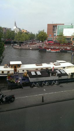 Hampshire Hotel - Eden Amsterdam: View from Executive room