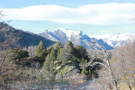 Rio Hermoso Hotel de Montana: Vista do quarto 5