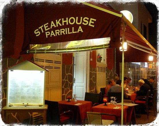 Steakhouse Taurus : Terraza