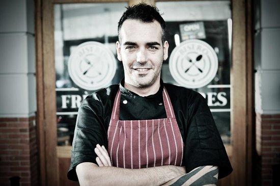 Freres Bistro: Owner & Chef, Jason Whitehead
