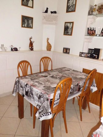 Hotel Lutetia : La  salle  des  petits dejeuner
